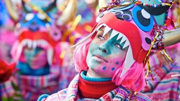 populaire carnaval steden