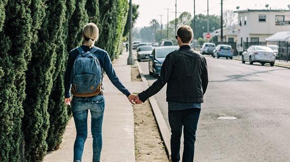 Dagje uit met vriendin