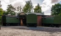 weekendje weg nederland groepsaccommodatie de postwagen groningen