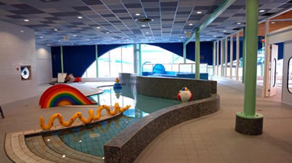 Zwembad het Dommelbad in Boxtel