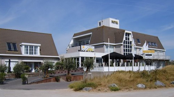 Hotel Zonneduin in Domburg