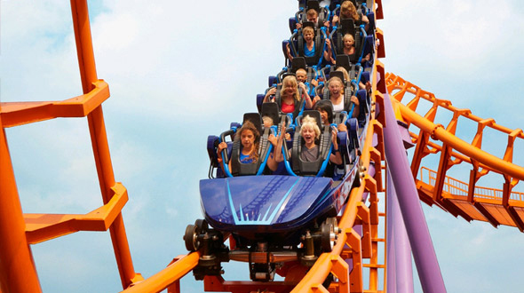 Attractiepark Walibi Holland