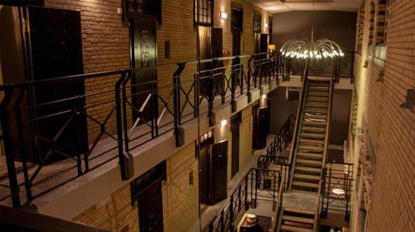 Huis van bewaring Hotel