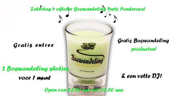 Bar Dancing De Ponderosa