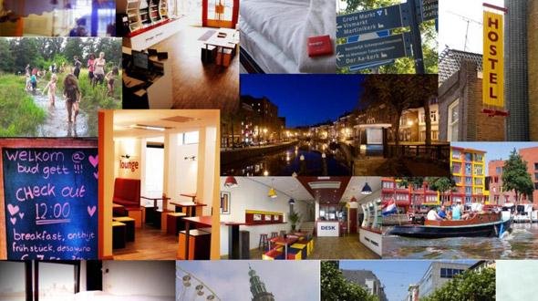 Bud Gett Hostel Groningen