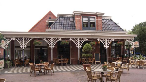 Cafe Onder De Linden