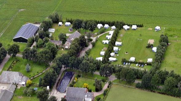 Camping De Strengen