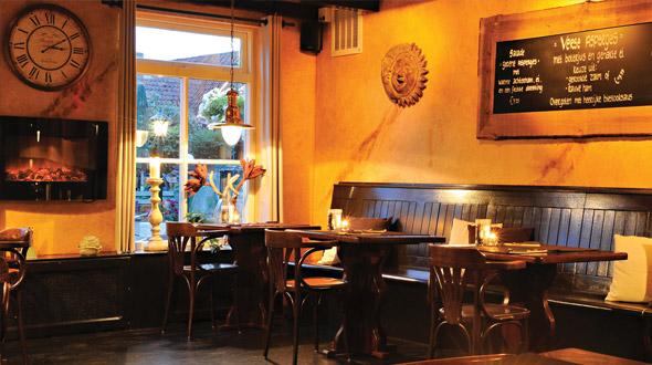 Eet- en Drinkcafé De Herberg