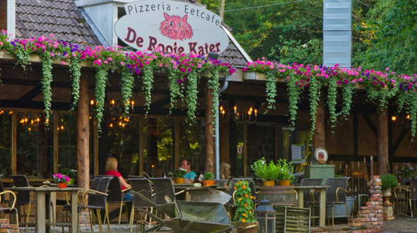 Pizzeria eetcafé De Rooie Kater
