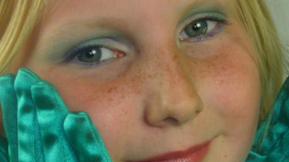 Eyeline Meiden Beauty Feestjes