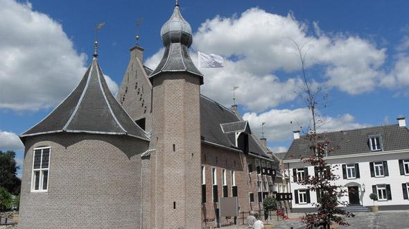 Kasteel Coevorden-Hotel de Vlijt