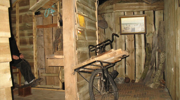 Landbouw- en Juttersmuseum Swartwoude