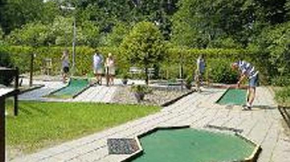 Midgetgolfpark Friesland