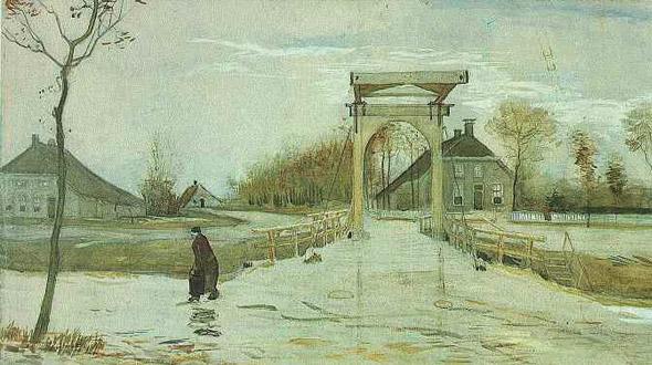 Van Gogh Huis Nieuw Amsterdam