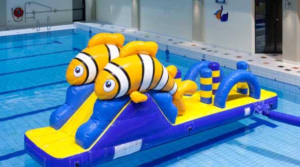 De Wilder zwembad
