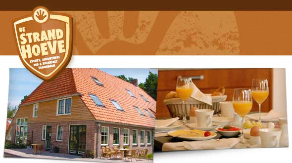 Bed & Breakfast De Strandhoeve