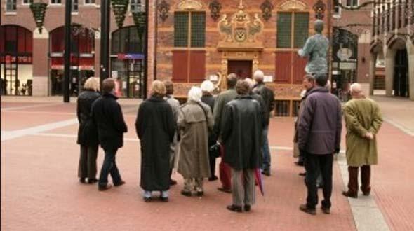 Culinair wandelen Groningen