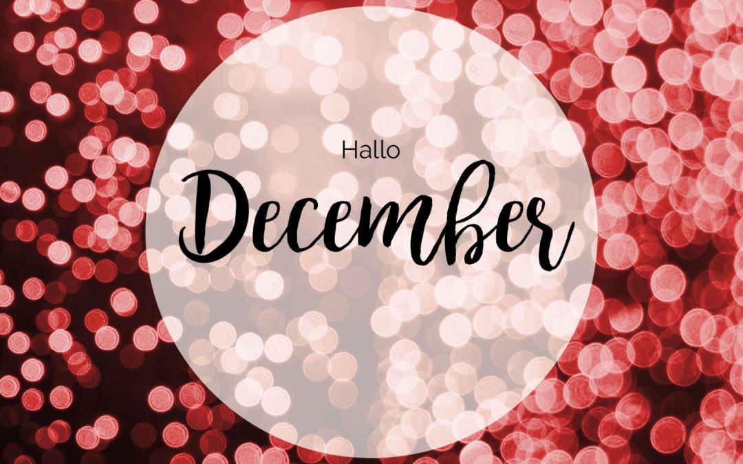 Wat te doen in december