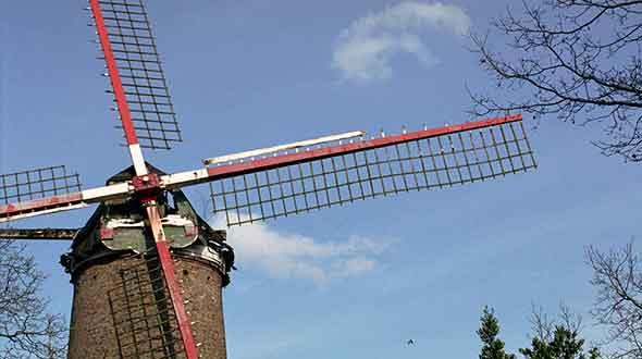 Noord-Brabant molen