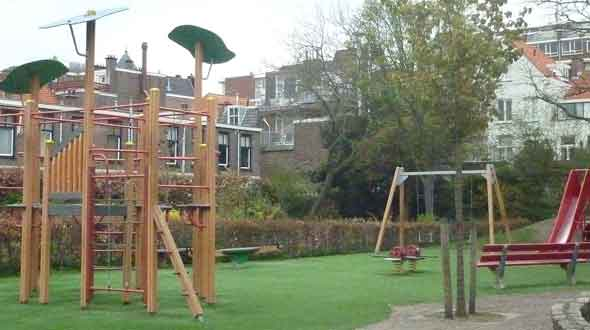 Den Haag Speelpark Cantaloup
