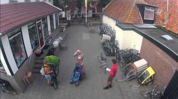 Fietsverhuur Frisia Vlieland