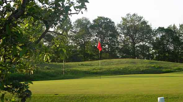 Golfclub Land van Thorn in Hunsel