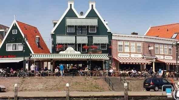 Grand Café Restaurant de Dijk
