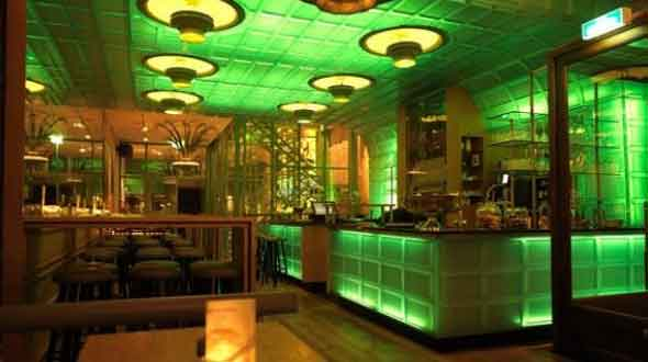 Grand Café en Restaurant Hemels