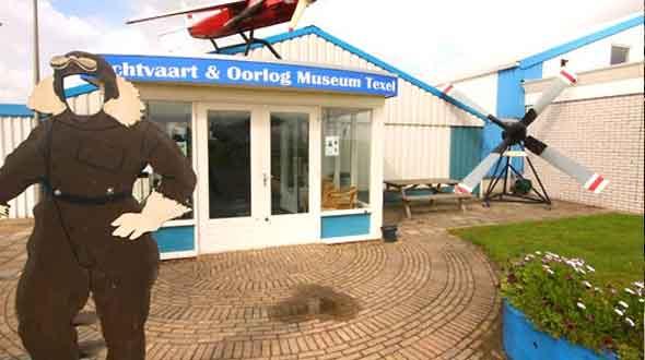 Luchtvaart- & Oorlogsmuseum Texel