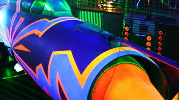 Silverstone Partycenter – Karten, Lasergamen & Bowling