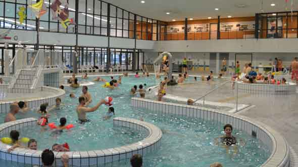 Zwembad De Heerenduinen IJmuiden