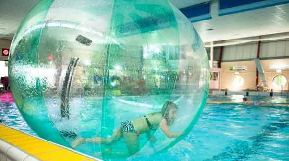 Zwembad Dijnselburg Zeist
