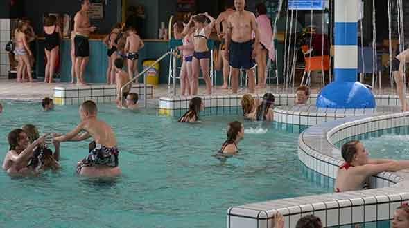 Zwembad de Waterdam Volendam