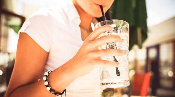 drinken terras leuke dingen doen
