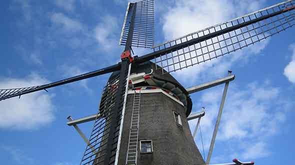 Molen Friesland