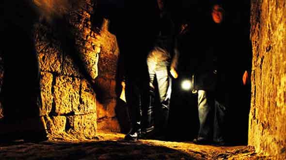 Grotten Sint Pietersberg Maastricht