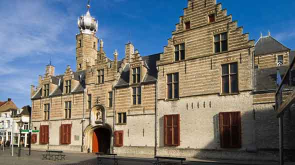 Historisch museum Het Markiezenhof