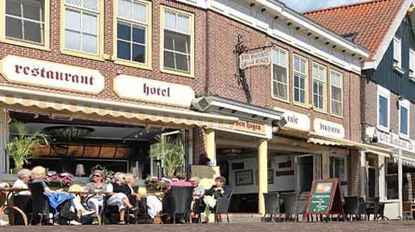 Hotel Restaurant Van den Hogen