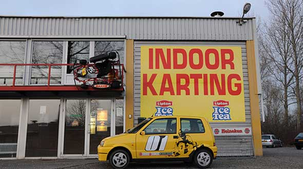 Indoor Karting Middelburg