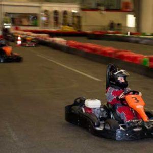Indoor Karting Rama Zeelandhallen Goes