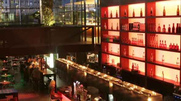 JinSo Loungebar en Restaurant Amsterdam