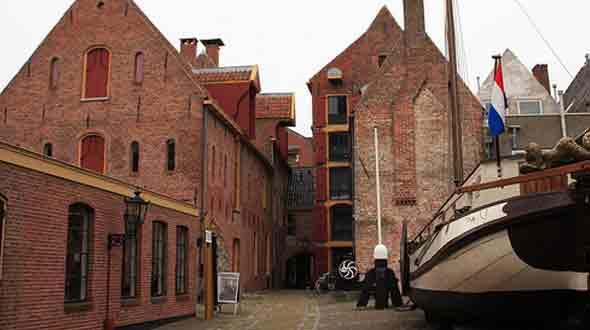 Noordelijk Scheepvaartmuseum Groningen