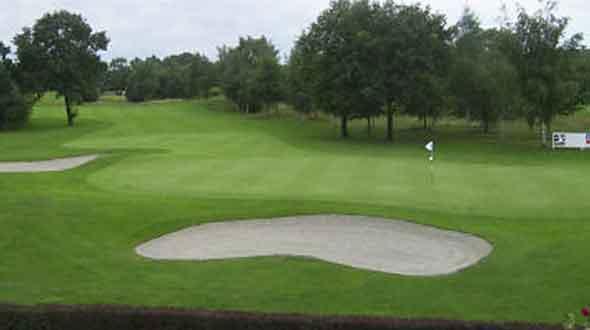 Oosterhoutse golfclub Oosterhout
