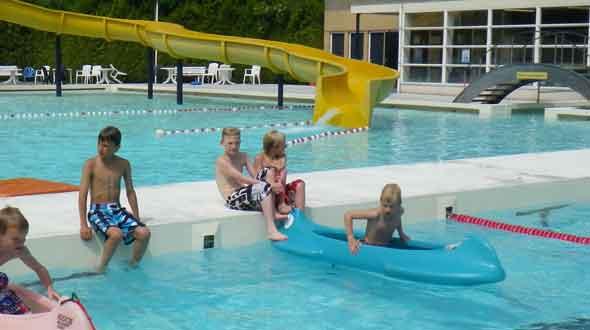 Openluchtzwembad de Wotterwille Marum
