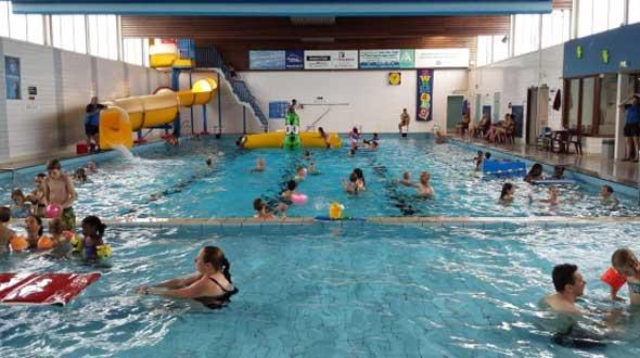 Zwembad Alexander Rotterdam