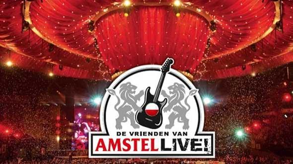 De vrienden van Amstel Live 2016