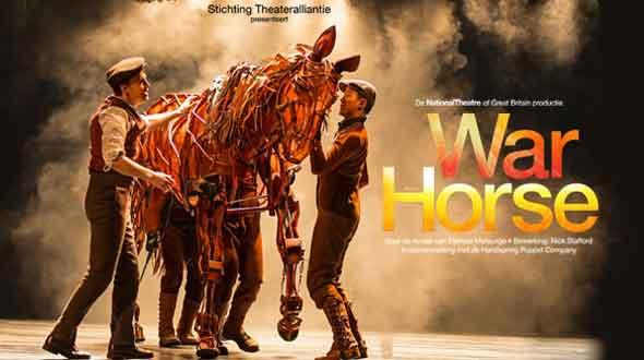 Voorstelling War Horse