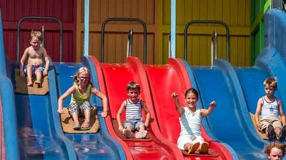 Kinderfeestje Familiepark Nienoord Leek