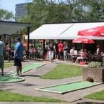 Midgetgolfbaan Parkhaven Rotterdam