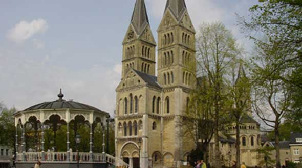 Munsterkerk Roermond in Limburg